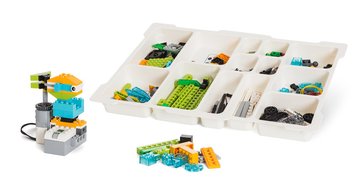 WeDo2 | Programa de Ensino Bilíngue International School