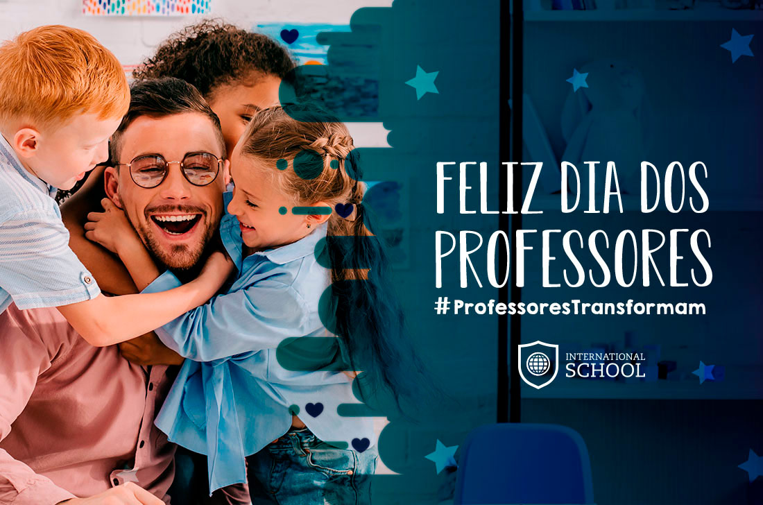 International School - Dia dos Professores